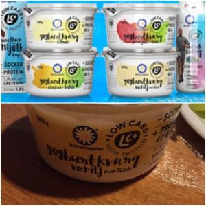 yoghurt kvarg naturell